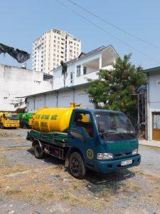 Công ty hút bể phốt tại Gia Lâm chuyên nghiệp Thăng Long Envico