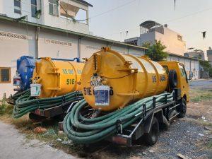 Công ty hút bể phốt sạch giá rẻ tại Hà Nội uy tín