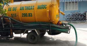 Dịch vụ hút bể phốt tại Mê Linh có giá rẻ