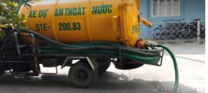 Dịch vụ hút bể phốt tại huyện Ba Vì giàu kinh nghiệm
