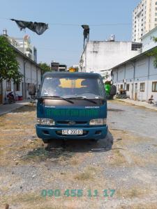 hút bể phốt tại Phú Xuyên không đục phá - Thăng Long Envico