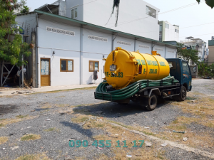 Dịch vụ hút bể phốt tại Phú Xuyên uy tín