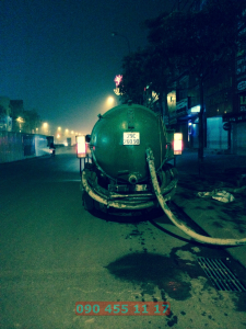Công ty hút bể phốt tại huyện Thạch Thất