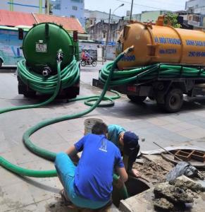 công ty hút bể phốt tại Hà Nội