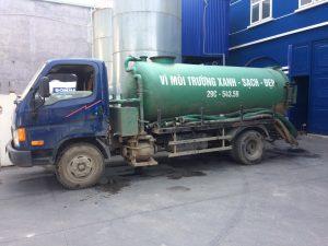 Dịch vụ rút hầm cầu huyện Hóc Môn