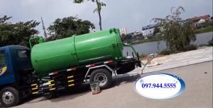 công ty hút hầm cầu tại TP Hồ Chí Minh