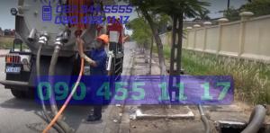 Dịch vụ thông cống tại TP Hồ Chí Minh tiết kiệm, đến ngay trong 20 phút