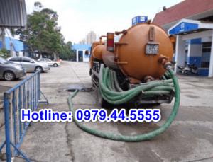 Công ty rút hầm cầu Biên Hòa uy tín