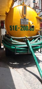 oto chuyên dụng hút hầm cầu tại Đồng Nai
