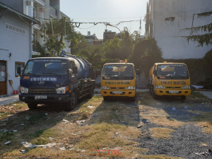 thông cống nghẹt tại thành phố Hồ Chí Minh