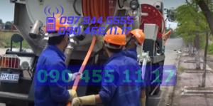 thông cống nghẹt tại Tân Bình giá tốt, chất lượng