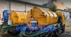dịch vụ thông cống nghẹt quận Bình Tân