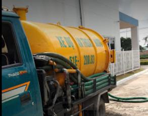 Dịch vụ hút hầm cầu Gò Vấp giá rẻ - Thăng Long Envico