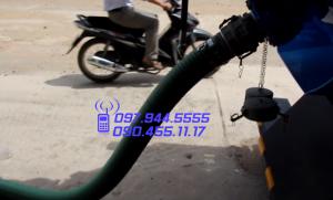 Dịch vụ hút hầm cầu Tân Uyên giá rẻ