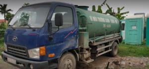 Công ty chuyên hút hầm cầu tại Vũng Tàu giá rẻ Thăng Long Envico