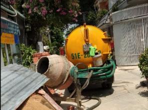 Công ty rút hầm cầu Đà Nẵng chuyên nghiệp