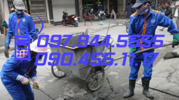 Hút Hầm Cầu Trảng Bom – Đồng Nai