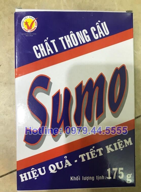 Chất thông cống Sumo